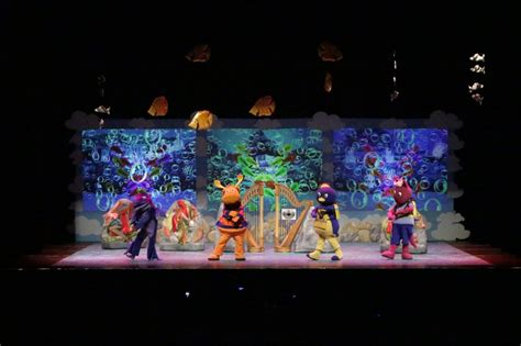 Backyardigans Live On Stage The Backyardigans Sea In Adventure Tour Frugal Eh