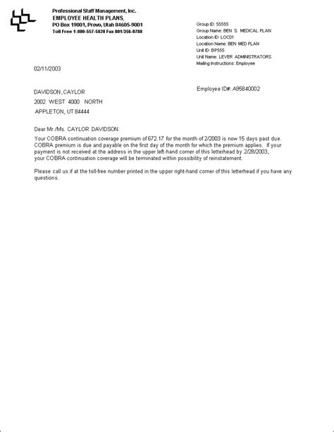 Explanation Letter Late Sle Letter Late Payment Sle Business Letter
