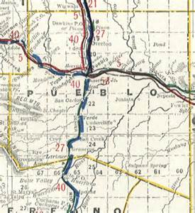 maps pueblo colorado pueblo county resources