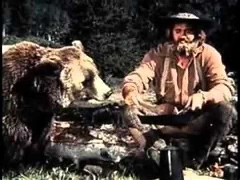 theme music grizzly adams der mann in den bergen titel youtube