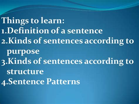 sentence pattern for he was excited sentences