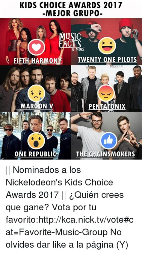 Nominados A Los Critics Choice Television Awards 2017 Abimelec Velasquez 25 Best Memes About Nickelodeon Choice Awards Nickelodeon Choice Awards Memes