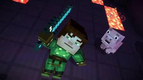minecraft story mode episode 4 craft ultimate sword