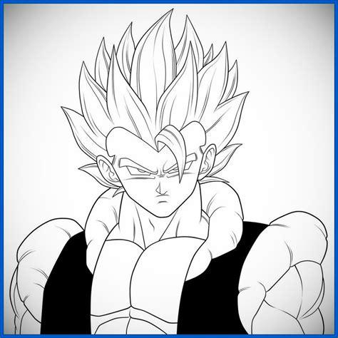 imagenes de dragon ball z para dibujar a lapiz faciles de goku ver imagenes de dragon ball z para dibujar y colorear