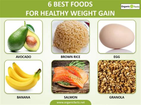best food for weight gain 20 amazing methods for healthy weight gain organic facts