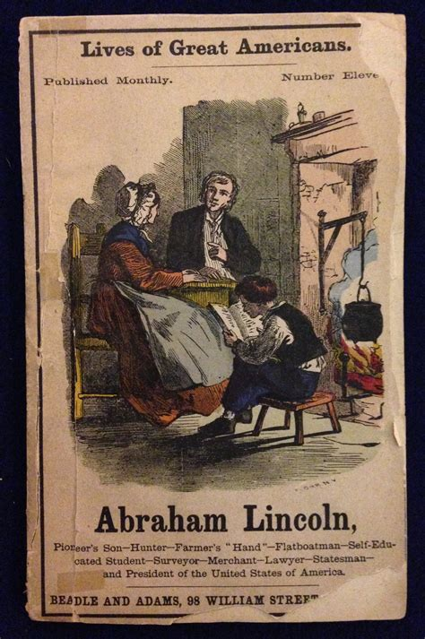 a picture book of abraham lincoln nypl library voices