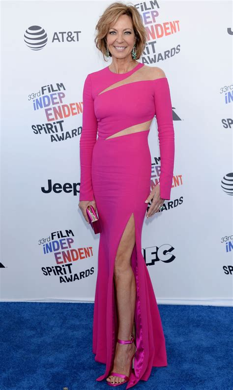 Independent Spirit Awards by Allison Janney 2018 Independent Spirit Awards In