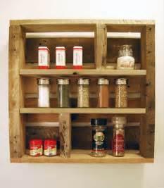 wooden spice rack designs diy pallet wood spice rack pallets designs