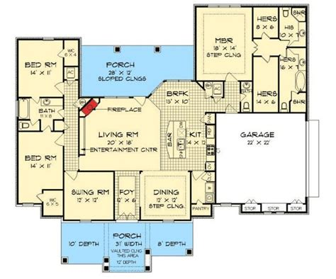 one level floor plans 17 best ideas about one level homes on ranch