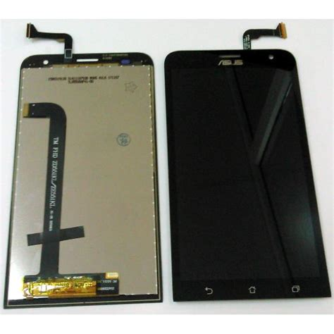 Hp Asus Zenfone 2 Laser Ze551kl asus zenfone 2 laser ze551kl original display lcd with black touch screen