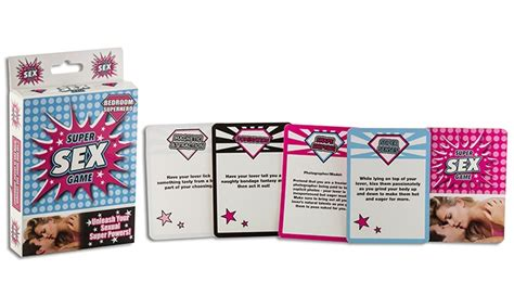 Adult Bedroom Card Game Groupon