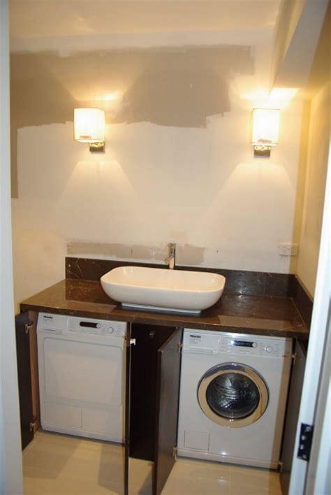 lavatrice con lavello lavatrice sotto lavandino rm81 187 regardsdefemmes