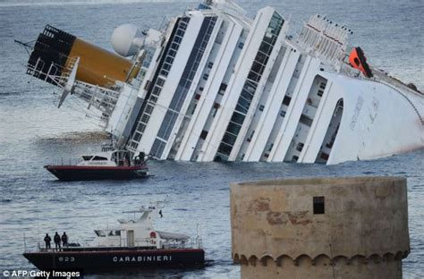 rock the boat in a sentence five costa concordia staff found guilty over deaths of 32