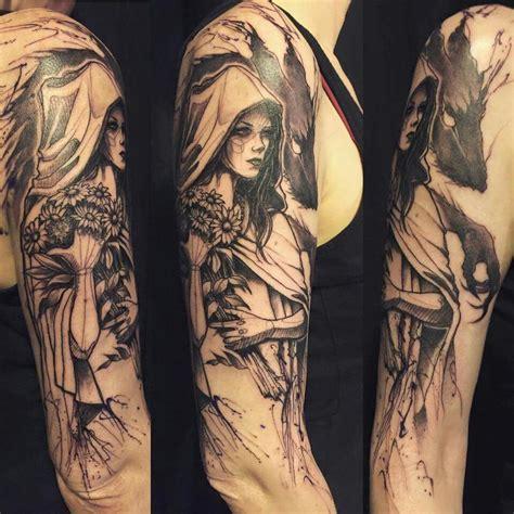 hood tattoos designs artist l oiseau