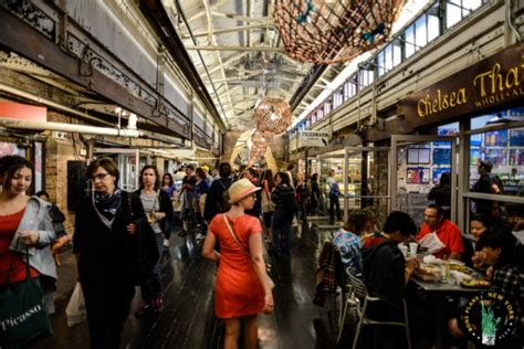 chelsea city chelsea market a must see place in new york