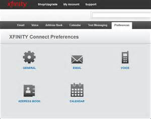 Infinity Comcast Email Advanced Xfinity Connect Email Features