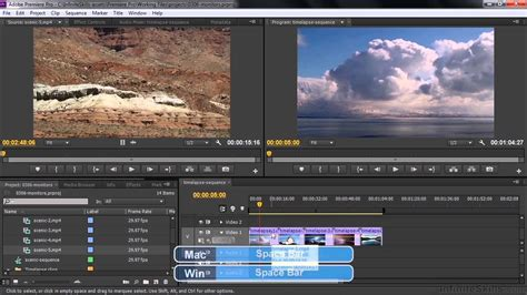 tutorial adobe premiere adobe premiere pro cc tutorial customizing your monitors