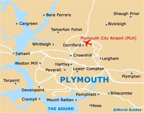 map of plymouth plymouth travel guide and tourist information plymouth