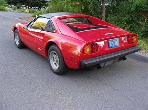 bat exclusive 1 family 1978 308 gts bring a trailer