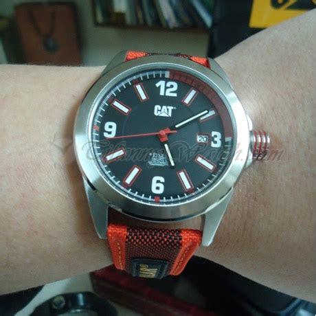 Jam Pria Cat Ct04 Brown Blue jam tangan original caterpillar yo 141 68 128 jual jam tangan original berkualitas