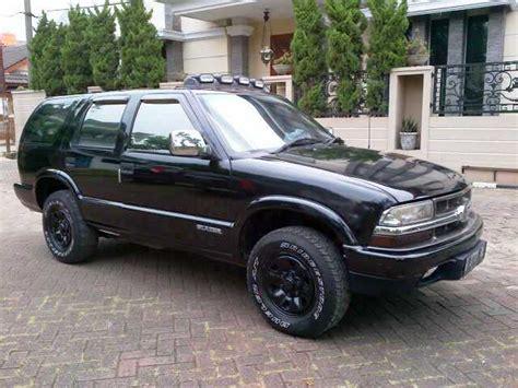 Timing Belt Opel Blazer Sohc opel blazer montera sohc thn 2000 hitam