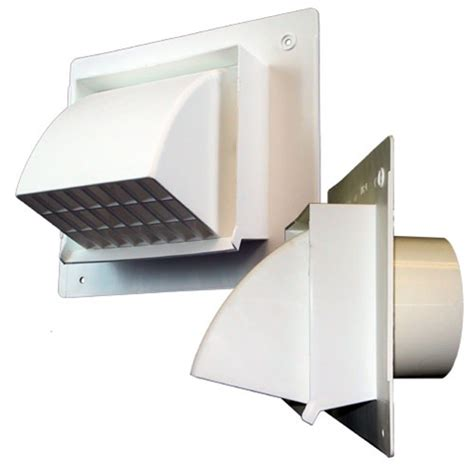 hood vent intake or exhaust vent hood for 4 quot ducting primex wc401