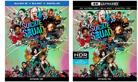 In Squad Dvd squad 4k ultra hd available for
