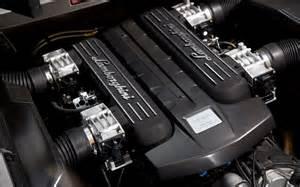 Lamborghini Reventon Engine Lamborghini Reventon Engine