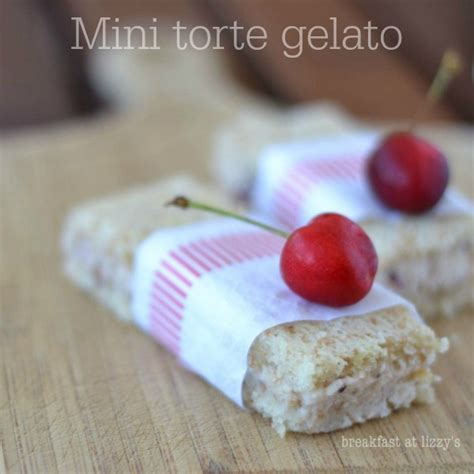 torta gelato fatta in casa mini torte gelato babygreen