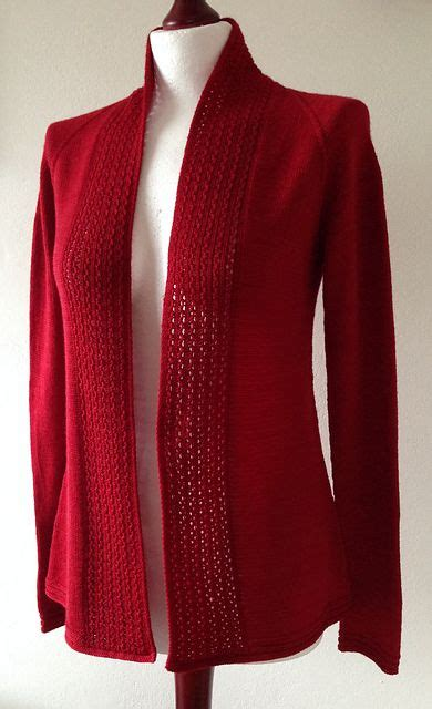 cardigan pattern ravelry 42 best knitting cardigan 4ply images on pinterest