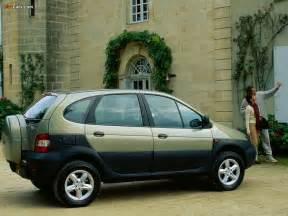 Renault Scenic Rx4 Renault Scenic Rx4 Photos Reviews News Specs Buy Car