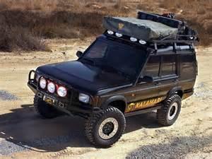 land rover discovery series ii kalahari concept 2001