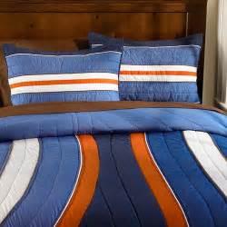 orange and blue bedding teen girls bedding set blue hot girls wallpaper