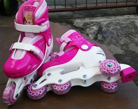 Sepatu Roda Anak Sepatu Roda Pink Holidays Oo