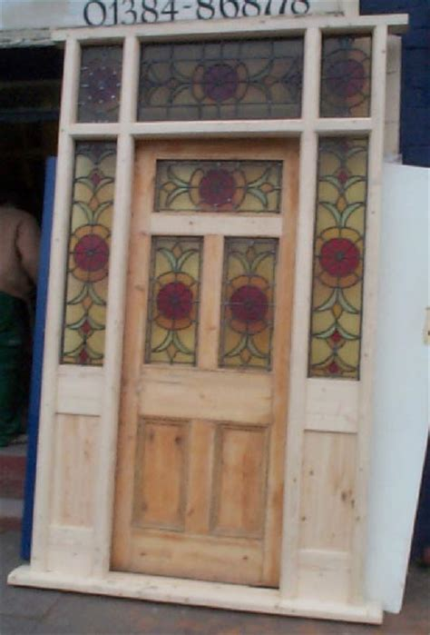 1930 Home Interior by Stained Glass Doors Currently Available In The Regency
