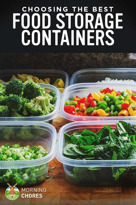 best food storage 10 best food storage containers plastic glass and