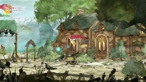 child of light ps3 child of light review brash games