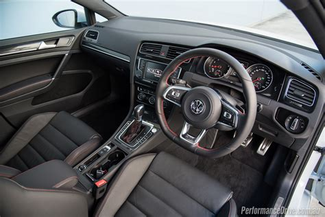 volkswagen 2016 interior 2016 volkswagen golf gti review performancedrive