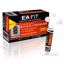 Ea Fitness - ea fit bcaa a croquer bcaa musculation fr