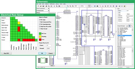 layout calculation software pcb circuit diagram software circuit and schematics diagram