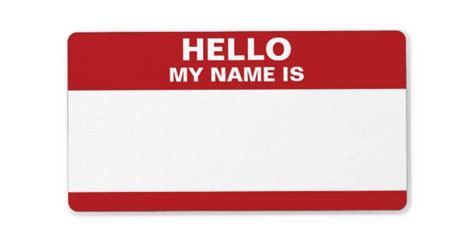 printable name tags hello my name is best photos of printable name badge hi my name is
