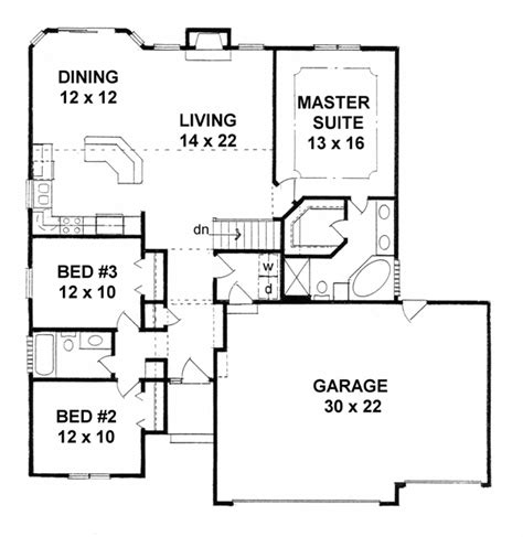 home plans house plan 62571 at familyhomeplans