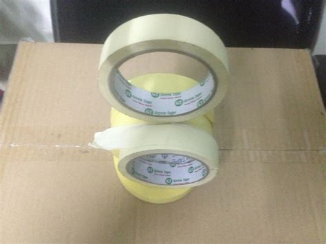 Masker Untuk Painting lakban kertas untuk pengecatan masking surya djaya