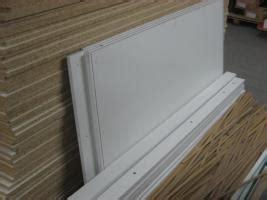 Holzplatte Weiß Beschichtet by Holzplatten Pressspanplatten Wei 223 Miniperl