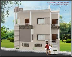 house design 30 x 40 site home design house plan for x site east facing photoage