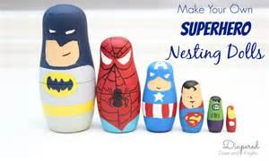 diy superhero gift for boys
