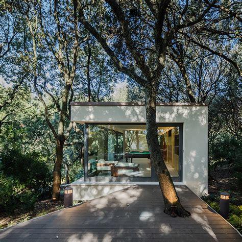 la casa nel bosco casa nel bosco di officina29 architetti