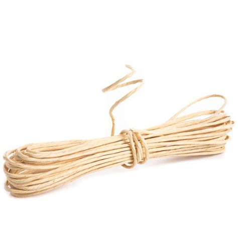 Supplies For String - straw brown craft paper wire wire rope string