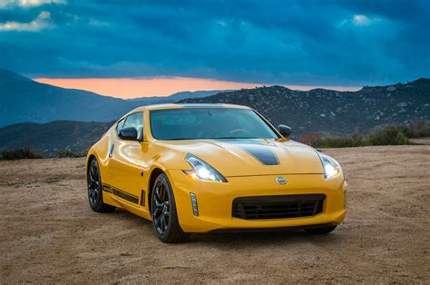 2019 Nissan 270z by 2018 Nissan 370z Heritage Edition Keeps Coupe Alive