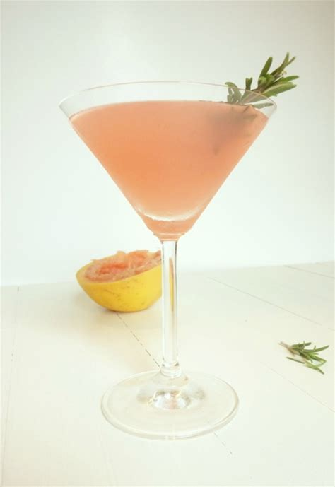 salty drink rosemary salty cocktail treats and eats